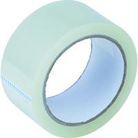 トラスコ中山(TRUSCO) TRUSCO 手で切れる透明梱包用OPPテープ 48mm×50m TOPTS-50 115-0001(直送品)