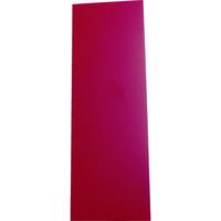 トラスコ中山(TRUSCO) TRUSCO 両面カラーマグネットシート赤白 WMS-10-RW 1枚 116-2868(直送品)