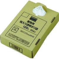 トラスコ中山(TRUSCO) TRUSCO まとめ買い 業務用ポリ袋 透明・箱入 0.15×120L (30枚入) XU0120 115-3693(直送品)