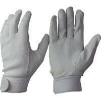 おたふく手袋 おたふく 豚革甲メリヤスマジック付 紺 M R-29-N-M 1双 438-6515(直送品)
