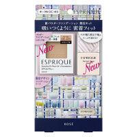 【数量限定】ESPRIQUE(エスプリーク)シンクロフィット パクト UV 限定キット OC-410(オークル) コーセー
