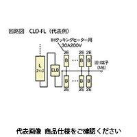 河村電器 オール電化対応ホーム分電盤 CLD 3412-2FL 1個(直送品)
