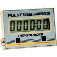 追浜工業 OPPAMA パルスエンジンアワーメータ PET-3200DXR PET-3000DXR 1個 102-8653 (直送品)
