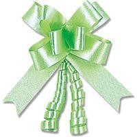 HEIKO リボンボウ 15mm巾 ミント 50本入 001410006 1セット(20箱) (直送品)