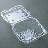 デンカポリマー OP-146 穴有り フードパック 004420364 1セット(100枚入×15袋 合計1500枚)(直送品)