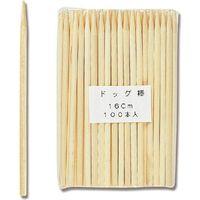 まるわ ドッグ棒 16cm 004636864 1セット(100本入×50)(直送品)