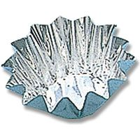 アルミケース 朝顔小 合紙なし 004735700 1セット(500枚入×38)(直送品)