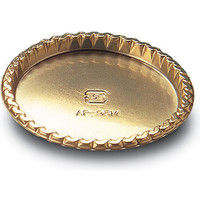 木村アルミ箔 金トレー AP-93M 004739302 1セット(100枚入×5袋)(直送品)