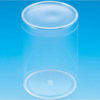 シモジマ PET円筒ケース 70×100 006854247 1セット(10個入×24)(直送品)