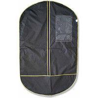 サンワ EVA S型スーツバッグ 黒 007660845 1セット(5枚入×20)(直送品)