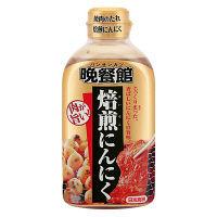 日本食研 晩餐館 焙煎にんにく ボトル500g