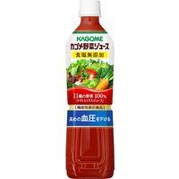 カゴメ 野菜ジュース 食塩無添加 スマートPET 720ml