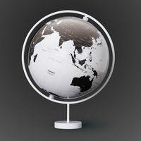 渡辺教具製作所 【ギフト包装品】地球儀 コロナ ミニ 3601(直送品)