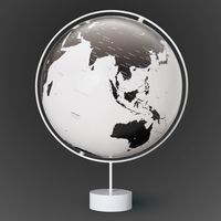 渡辺教具製作所 【ギフト包装品】地球儀 コロナ 3602(直送品)