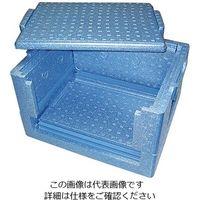 JSP(ジェイエスピー) 折り畳みP-ボックスFX 15L FX15 1個 2-1630-11 (直送品)