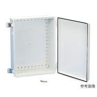 タカチ電機工業(TAKACHI) 防水・防塵開閉式プラボックス(BCAP型) BCAP203018G 1個 3-983-24 (直送品)