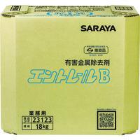 サラヤ(SARAYA) サラヤ エントレールB 18KG 八角BIB 23123 1缶 125-6877 (直送品)