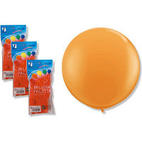 3フィート オレンジ 0721459010 1セット(3個入:1個×3袋) 宝興産(直送品)