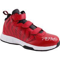 安全靴/セーフティシューズ ピーク PEAK SAFETY BAS-4503 レッド 25.5cm(直送品)