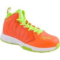 安全靴/セーフティシューズ ピーク PEAK SAFETY BAS-4504 オレンジ 25.5cm(直送品)