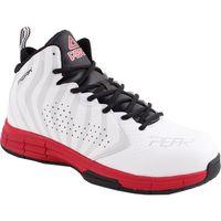 安全靴/セーフティシューズ ピーク PEAK SAFETY BAS-4504 ホワイト 26.5cm(直送品)