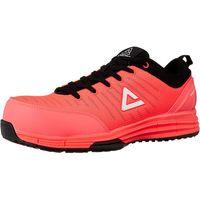 安全靴/セーフティシューズ ピーク PEAK SAFETY WOK-4505 ピンク 30.0cm(直送品)