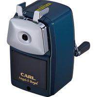 カール事務器 鉛筆削り エンゼル5 ロイヤル ブルー A5RY-B(直送品)
