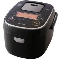 アイリスオーヤマ IHジャー炊飯器 黒 RC-IE50-B 5.5合炊き 米屋の旨み 銘柄炊き