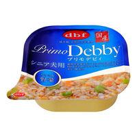 プリモデビィ シニアドッグフード ササミ&野菜 95g 1個 デビフペット