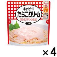 キユーピー たらこクリーム なめらかクリーム仕立て 240g 1セット(4個)