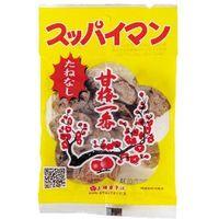 上間菓子店 スッパイマン甘梅一番たねなし 1袋17g×60袋入(直送品)