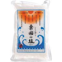沖縄海塩研究所 粟国の塩(小) 1袋250g×25袋入(直送品)