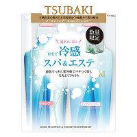 【数量限定】TSUBAKI(ツバキ) クールシャンプー&コンディショナー(各450ml) ポンプセット 資生堂