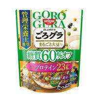 日清シスコ ごろっとグラノーラ 3種のまるごと大豆 糖質60%オフ 360g 1袋