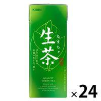 生茶 紙パック 250mlx12本