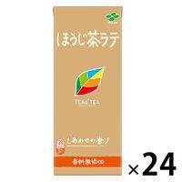 伊藤園 ティーズティー ほうじ茶ラテ 紙パック 250ml × 24本