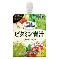 伊藤園 ウィズナチュラル ビタミン青汁 フルーツMix 160g 1セット(60個)