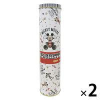 ダラコスタ ミッキー90周年記念 スパゲッティ缶 スパゲッティ500g 1セット 2缶