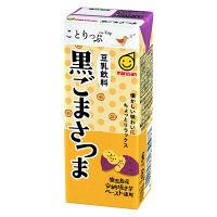 ことりっぷ 豆乳飲料 黒ごまさつま 200ml [0577]