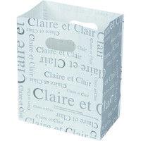 ヤマニパッケージ ハンディ紙袋 クレール M 20-1578 1ケース(500枚:50枚包装)(直送品)