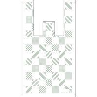 9ce9a9cff6c ヤマニパッケージ Sフロストレジ袋 SS25 YOH-416 1ケース(2000枚: