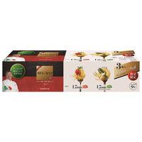 日本製粉 レガーロ スパゲッティアソートパック ゆで時間:約9分 1箱 400g×3袋