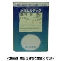 大日本塗料 水性ビルデック艶消 16kg 白 100FDB 1缶(16kg)(直送品)
