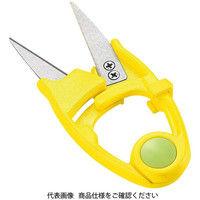 下村工業 かるラク テープカッターはさみ No.KR-607 1セット(3個)(直送品)