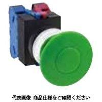 IDEC(アイデック) φ22 TWシリーズ 押ボタンスイッチ 大形プッシュプル 青 AYW410S 1セット(2個)(直送品)