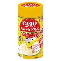 いなば チャオ(CIAO)猫用 ちゅ~るグルメ まぐろバラエティ(14g×30本)1個