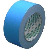 クラフト粘着テープNO.117 50mm×50m Sブルー KS-NO.117-SBL50P 1セット(50巻) 菊水テープ(直送品)