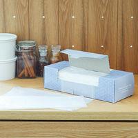 ポリ袋 食品保存袋 M(マチ無し・冷蔵・冷凍・湯煎対応) 1箱(500枚入) ロハコ(LOHACO) オリジナル