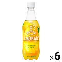アサヒ飲料 三ツ矢 レモネード 450ml 1セット(6本)