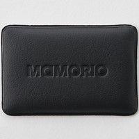 MAMORIO シール型忘れ物防止タグ/世界最小クラスIoTデバイス MAMF-001 BK マモリオフューダ ブラック(直送品)